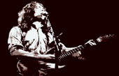rory gallagher fan art, rory gallagher canvas, rory gallagher