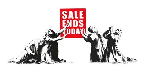 banksy sale end canvas, banksy canvas art, banksy art print, banksy canvas art print, banksy sale ends today