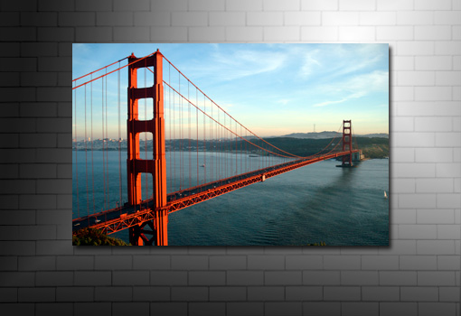 San Francisco Canvas Art, San Francisco Wall Art