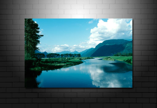 landscape canvas, large landscape canvas