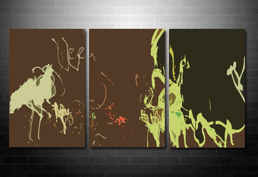 abstract canvas prints, affordable abstract art