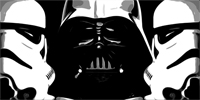 star wars canvas art prints, darth vader canvas , star wars canvas print, star wars wall art