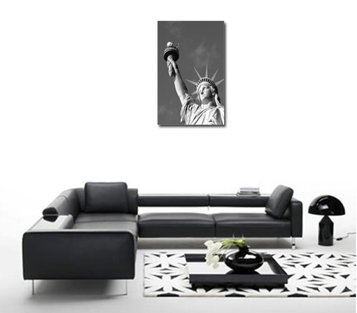 Cityscape canvas prints, new york canvas art