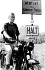 steve mcqueen canvas, great escape canvas art
