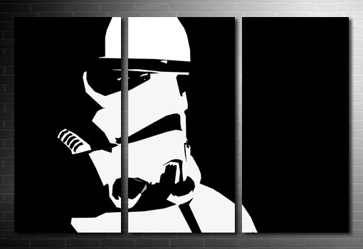 Star Wars movie Art, movie art print, star wars canvas, canvas art uk, canvas wall art