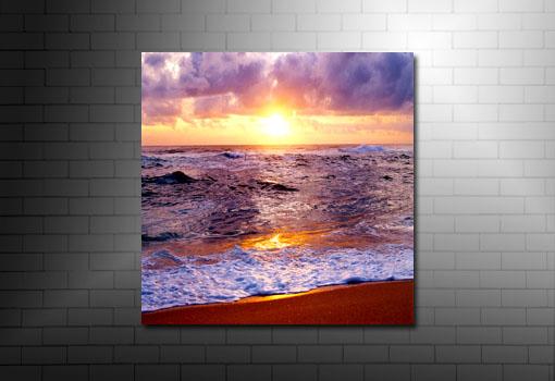 landscape canvas, seascape wall art, seascape canvas art prints