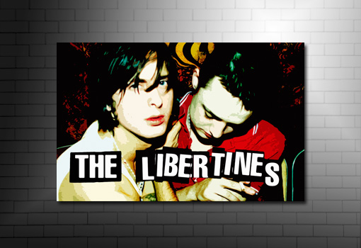 libertines pop art