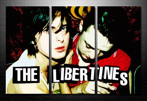 the libertines print