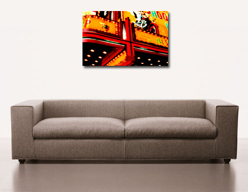 Cityscape canvas prints, new york canvas art, city wall art, new york canvas prints