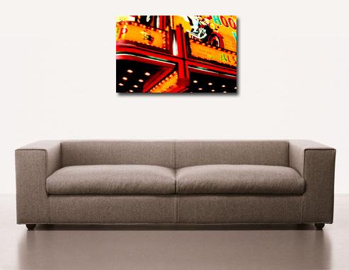 Cityscape canvas prints, new york canvas art, city wall art, new york canvas prints