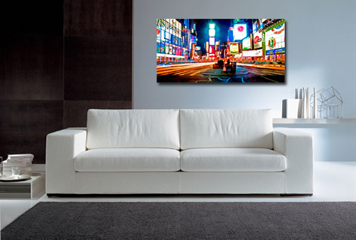 Cityscape canvas prints, new york canvas art, new york canvas prints