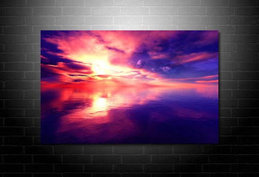 seascape canvas, large seascape canvas, seascape wall art