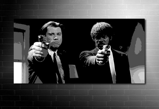 Pulp Fiction Wall Art