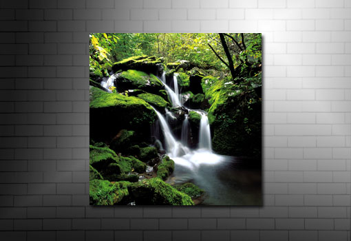 large landscape canvas, landscape art prints
