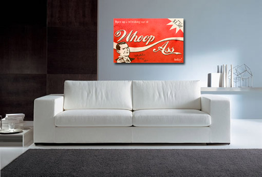 canvas art, retro art, pop art, modern art, modern retro art