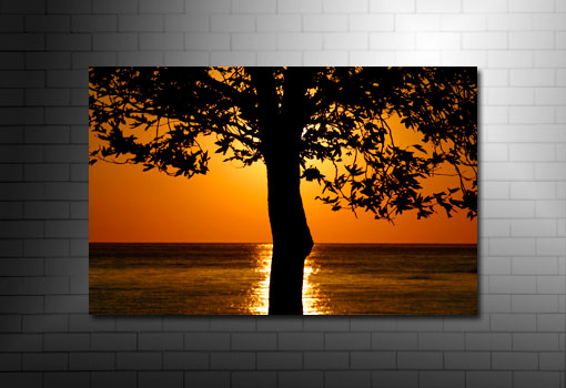 landscape canvas, landscape wall art