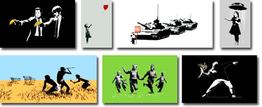 banksy canvas art prints, banksy canvas prints, banksy wall art, banksy canvas uk, banksy canvas, canvas art uk, banksy canvas art