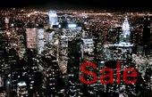 Manhattan Skyline Wall Art