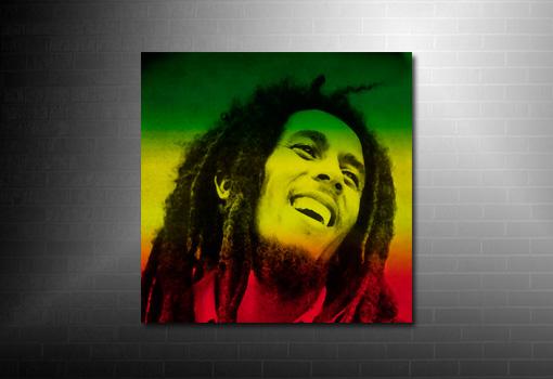 Bob Marley Canvas Print, bob marley pop art, marley wall art, bob marley canvas artwork, bob marley canvas art