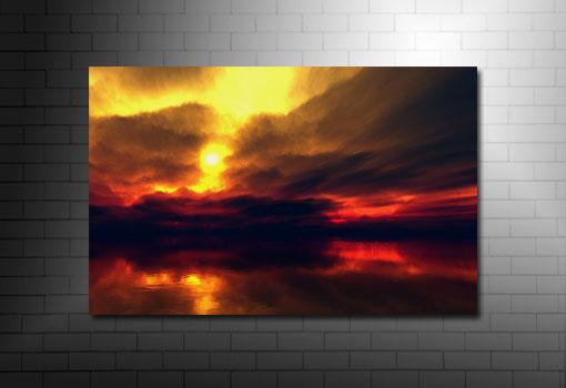 seascape canvas print, landscape art prints, seascape art prints
