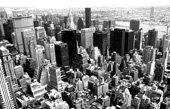 Manhattan Skyline Wall Art, New York Canvas art