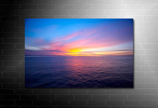 landscape art prints, digital seascape art, seascape wall art