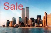 New york Cityscape Canvas, New York Skyline Canvas