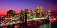 new york cityscape canvas print, new york canvas wall art sale