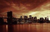 New York Canvas prints, Manhattan Skyline Art