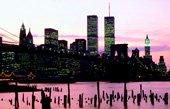 New York Bridge wall art
