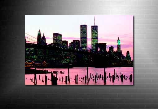 New York Bridge canvas, Brooklyn Bridge Canvas