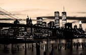 new york cityscape canvas wall art, new york canvas sale