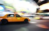 new york yellow taxi print, new york cityscape canvas art
