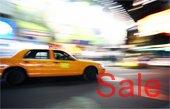 New York Taxi print, New York Taxi canvas