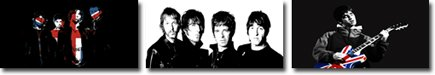 oasis canvas art, noel gallagher canvas prints, oasis wall art