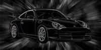 Porsche Wall Art, Porsche Canvas Art, Porsche Canvas Print