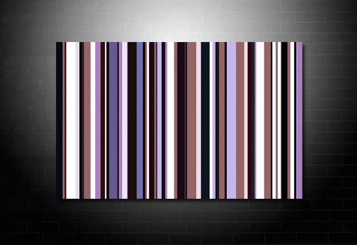 Retro Canvas, retro modern art, modern retro canvas art, retro art print, retro canvases