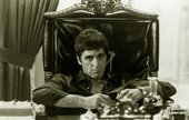 movie art, scarface, contemporary art your photo to canvas pop art modern art
