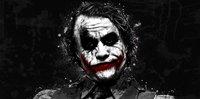 the joker movie canvas art print, heath ledger canvas art