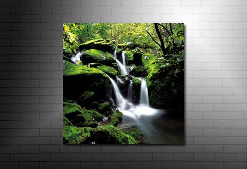 large landscape canvas, landscape art prints